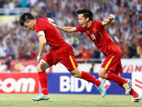 Tuyen thu U19 Viet Nam chia tay sau ky tich World Cup - Anh 2