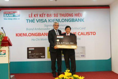 HLV Calisto - Dai su thuong hieu cua the tin dung Kienlongbank Visa - Anh 1