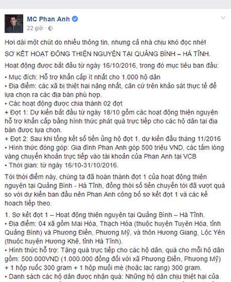 MC Phan Anh minh bach tien tu thien va chuyen 'gui gam niem tin' - Anh 2