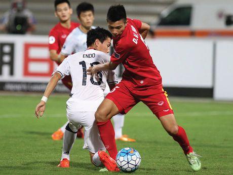 Chum anh: U19 Viet Nam va hanh trinh dieu ky tai VCK U19 chau A - Anh 14