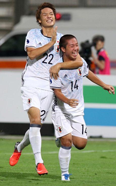 Chum anh: U19 Viet Nam va hanh trinh dieu ky tai VCK U19 chau A - Anh 15