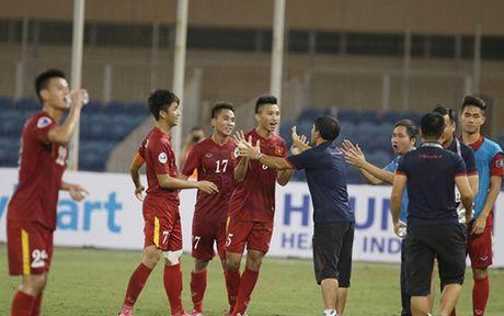 Chum anh: U19 Viet Nam va hanh trinh dieu ky tai VCK U19 chau A - Anh 3