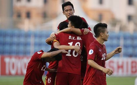 Chum anh: U19 Viet Nam va hanh trinh dieu ky tai VCK U19 chau A - Anh 7