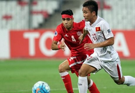 Chum anh: U19 Viet Nam va hanh trinh dieu ky tai VCK U19 chau A - Anh 8