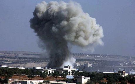 Nga: Doan video khong kich truong hoc o Syria bi dan dung - Anh 1