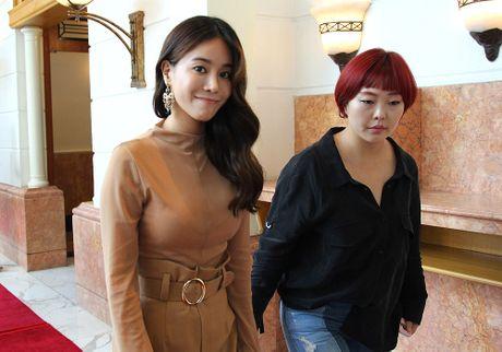 Ngam cap doi Nha Phuong - Kang Tae Oh o le ra mat 'Tuoi thanh xuan 2' - Anh 11