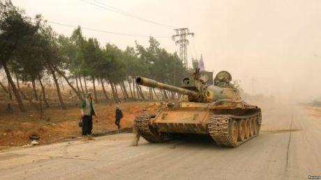 Phien quan don luc pha vong vay Aleppo, Mosul gap kho - Anh 1