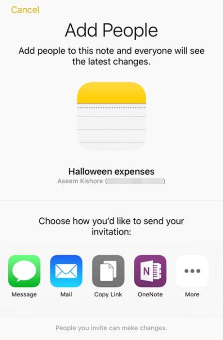 Top 10 thu thuat cho nguoi dung iOS 10 - Anh 12