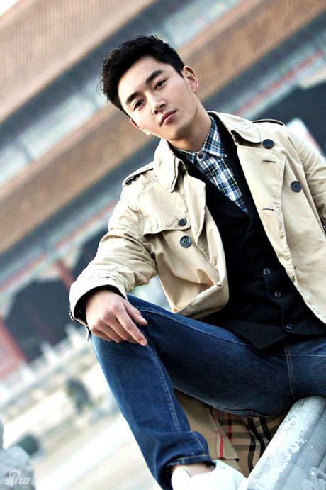 Choang voi 'Bao Cong' dien trai, co bap nhat man anh - Anh 21