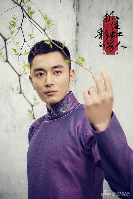 Choang voi 'Bao Cong' dien trai, co bap nhat man anh - Anh 22
