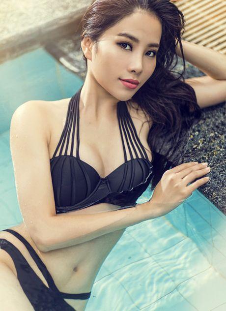Ngam Nam Em dien bikini 'dot mat' nguoi xem tai Miss Earth 2016 - Anh 5