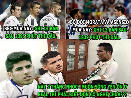 HAU TRUONG (29.10): Ronaldo de doa dan em, Mourinho 'tan pha' nhan tai - Anh 1
