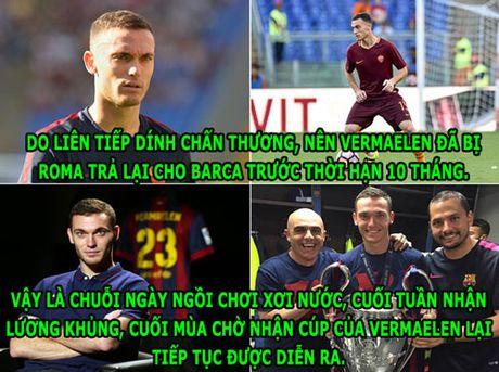 HAU TRUONG (29.10): Ronaldo de doa dan em, Mourinho 'tan pha' nhan tai - Anh 2