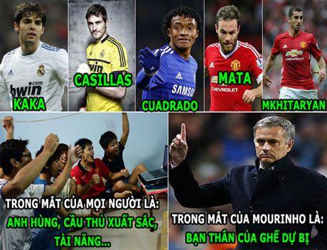 HAU TRUONG (29.10): Ronaldo de doa dan em, Mourinho 'tan pha' nhan tai - Anh 3