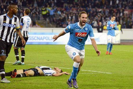 01h45 ngay 30/10, Juventus vs Napoli: Higuain, nguoi hung va ke phan boi - Anh 1