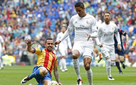 Mourinho u muu cuop nguoi cua Real Madrid - Anh 1