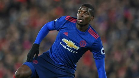 Pogba gay them rac roi cho Manchester United - Anh 1