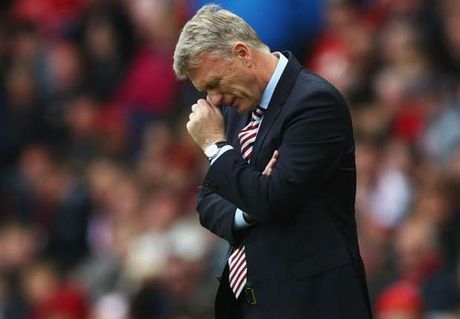 Thua Arsenal, Sunderland cua Moyes lap ky luc toi te - Anh 1