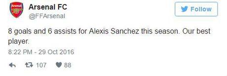 'Alexis Sanchez xuat sac nhat Ngoai hang Anh' - Anh 2