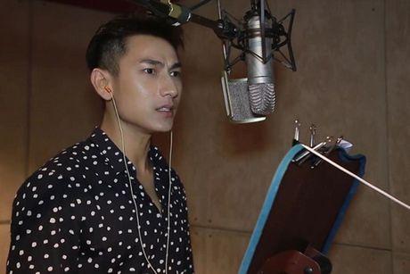 Isaac long tieng cho phim hoat hinh 'Quy lun tinh nghich' - Anh 1