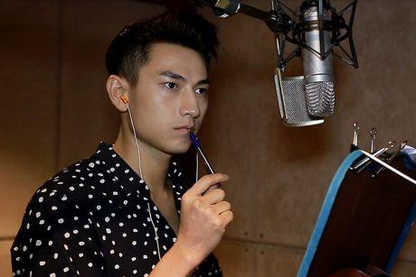 Isaac long tieng cho phim hoat hinh 'Quy lun tinh nghich' - Anh 5