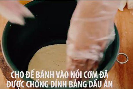 Cac buoc lam pizza cuc ngon bang noi com dien - Anh 7
