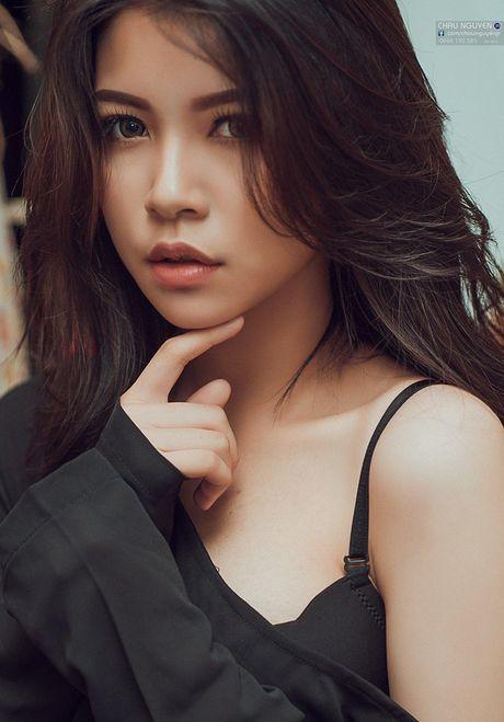 Nu sinh Ha thanh 14 tuoi khoe anh tao bao khong tuong - Anh 5
