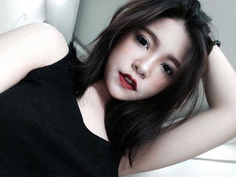 Nu sinh Ha thanh 14 tuoi khoe anh tao bao khong tuong - Anh 6