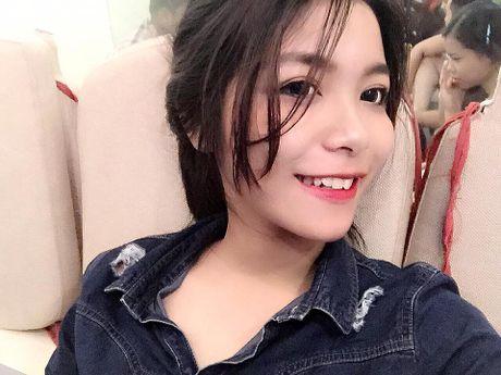Nu sinh Ha thanh 14 tuoi khoe anh tao bao khong tuong - Anh 7