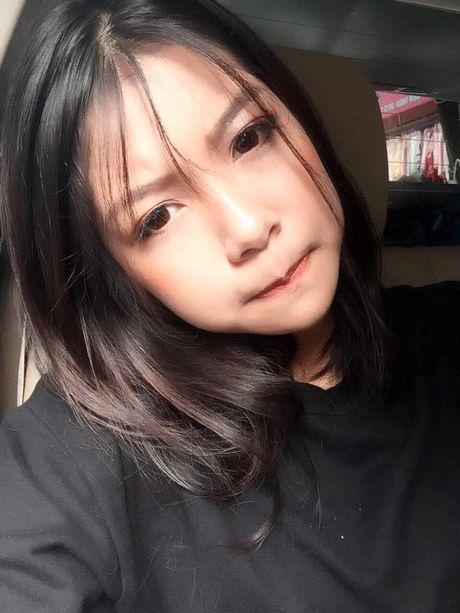 Nu sinh Ha thanh 14 tuoi khoe anh tao bao khong tuong - Anh 8