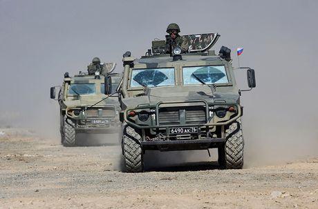 Day la mau xe boc thep danh bai Humvee huyen thoai? - Anh 1