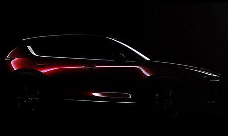 Mazda 'nha hang' CX-5 2017 hoan toan moi - Anh 1