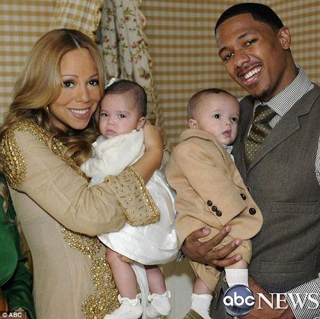 Phat hoang xem Mariah Carey vung tien mua hang hieu - Anh 1