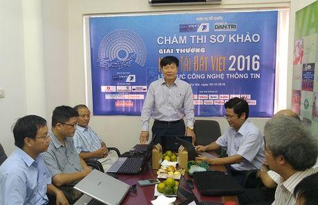 Nhan tai Dat Viet 2016 se co giai thuong danh cho cac startup - Anh 1