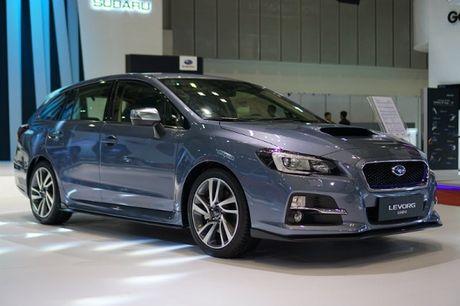 Ngam 5 mau xe moi cua Subaru - Anh 3