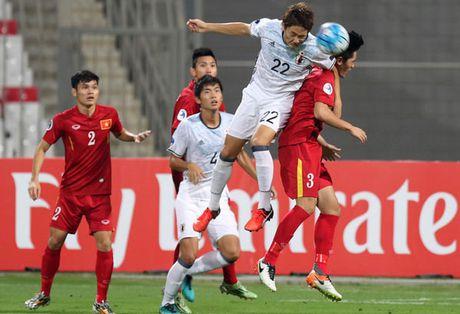 U19 Viet Nam thua Nhat Ban o ban ket: Van la cau chuyen dang cap! - Anh 1