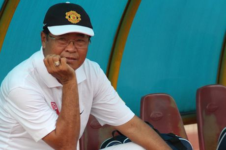 HLV Tran Binh Su: 'Ve B.Binh Duong, toi duoc ve nha' - Anh 1