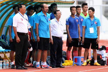 HLV Tran Binh Su: 'Ve B.Binh Duong, toi duoc ve nha' - Anh 2