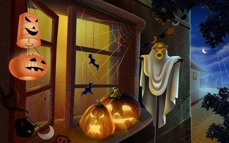 Nhung hinh anh Halloween 2016 dep gui tang nguoi than yeu - Anh 15