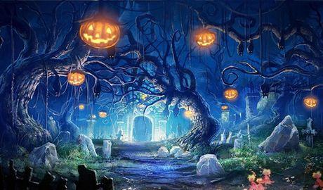 Nhung hinh anh Halloween 2016 dep gui tang nguoi than yeu - Anh 16