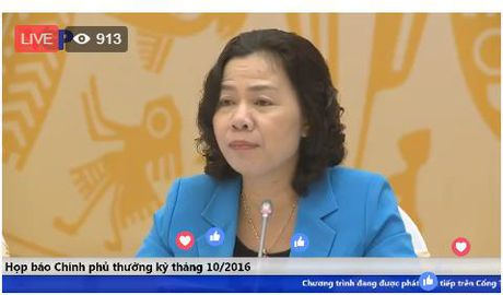 Bo Tai chinh: Von hoa TTCK tinh den 19/10 dat 40% GDP - Anh 1