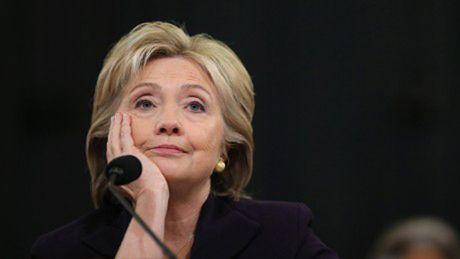 """Tuong lai dau dau cua """"Tong thong Hillary Clinton"""" - Anh 1"""