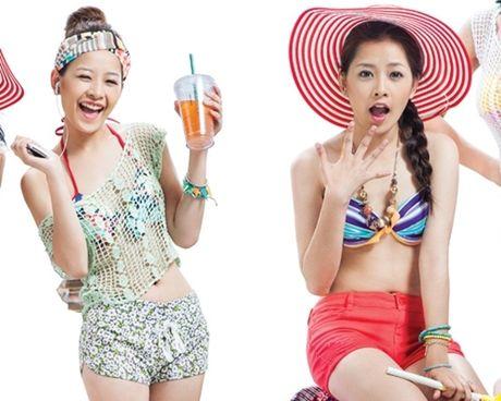 Chi Pu tu tin dien bikini du bi gan mac 'hot girl nguc lep' - Anh 3