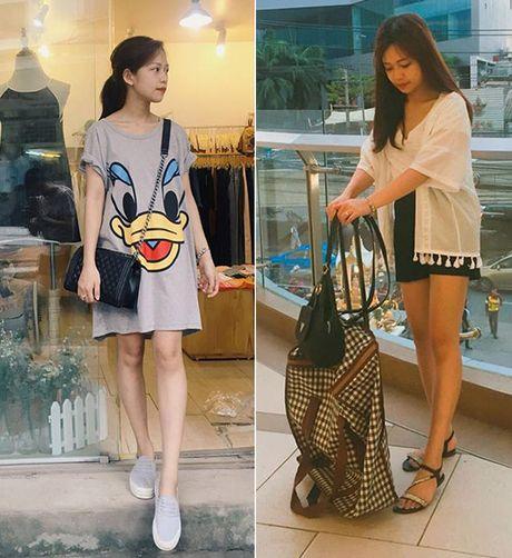 3 hot girl chu shop da lam me van kute nhu hoc sinh cap 2 - Anh 12