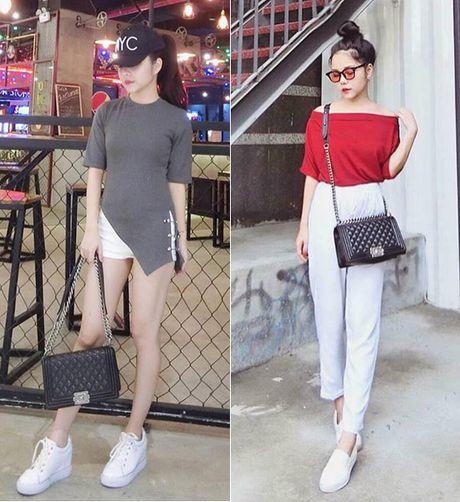 3 hot girl chu shop da lam me van kute nhu hoc sinh cap 2 - Anh 2