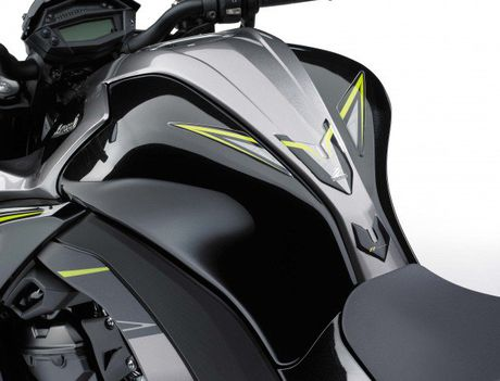 Kawasaki Z1000 R Edition 2017- 'Quai thu' da lo dien - Anh 2