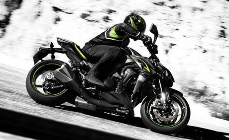 Kawasaki Z1000 R Edition 2017- 'Quai thu' da lo dien - Anh 4