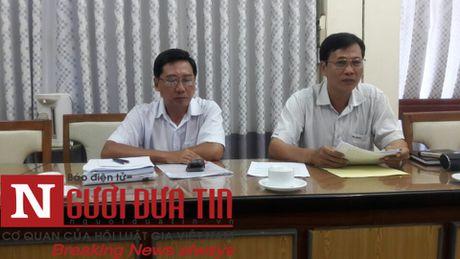 Ep tieu thuong di doi cho: TP.Long Xuyen khong minh bach (3) - Anh 2