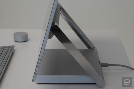 Microsoft ra mat Surface Studio 'doi choi' voi iMac cua Apple - Anh 3