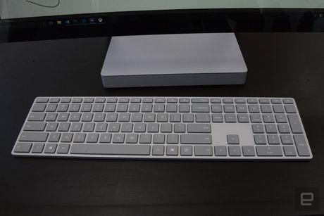 Microsoft ra mat Surface Studio 'doi choi' voi iMac cua Apple - Anh 4
